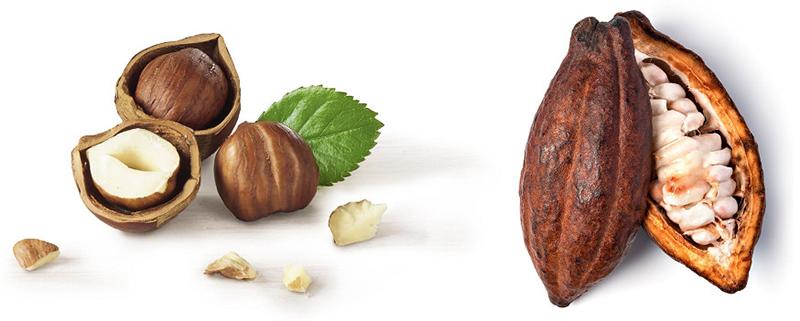 Bonne Maman Noisettes et cacao