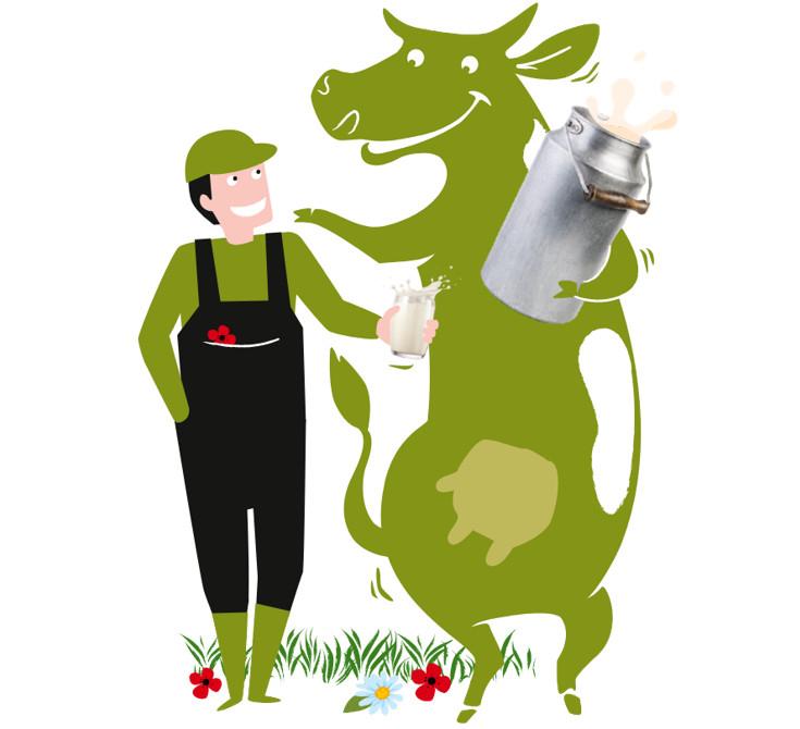 Vache Pâquerette & Compagnie
