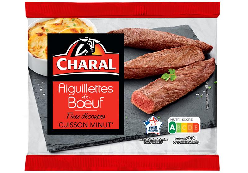 Charal Aiguillettes de Bœuf