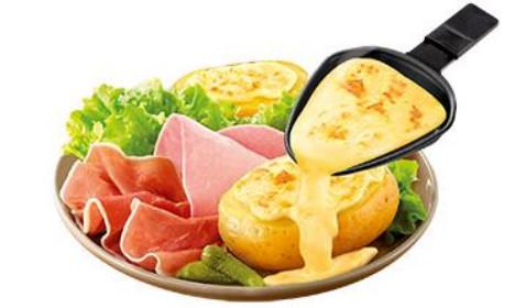 Entremont Assiette Raclette