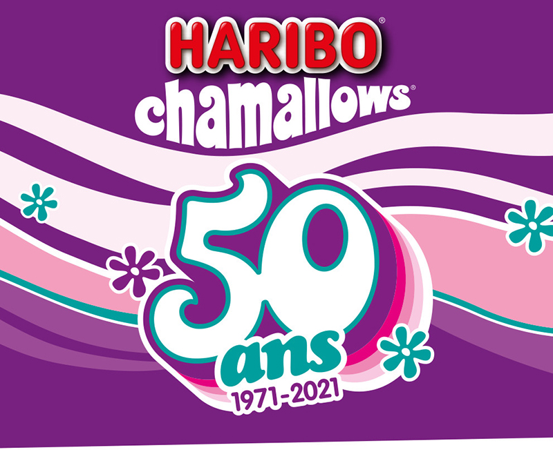 Chamallows, 50 ans