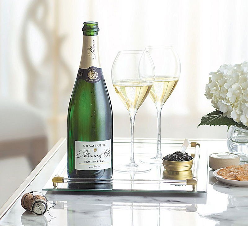 Cuvée Brut Réserve, Champagne Palmer & Co