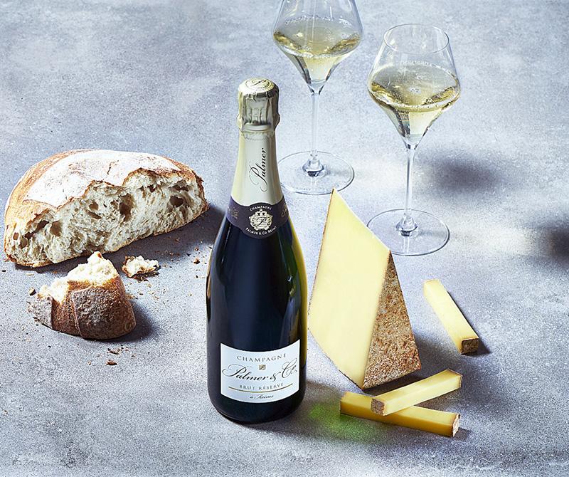 Champagne Palmer & Co, Cuvée Brut Réserve