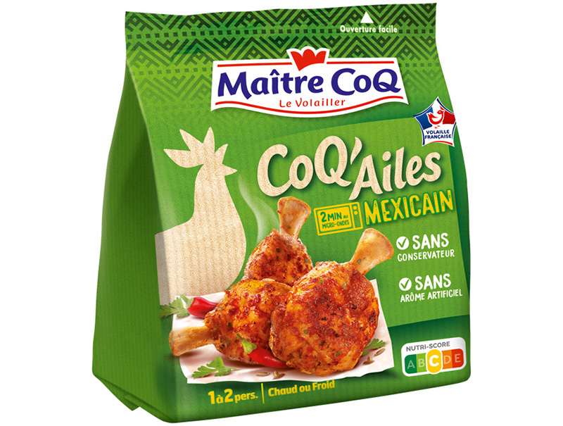 Maître CoQ CoQ'Ailes Mexicain