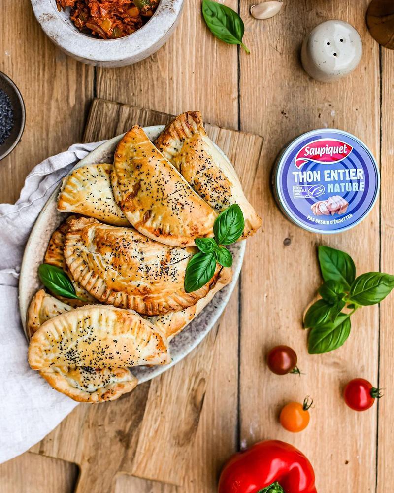 Empanadas thon nature MSC Saupiquet