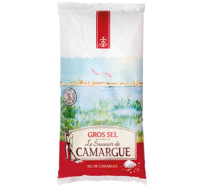 Le Saunier de Camargue Gros Sel