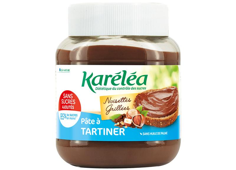 Karéléa Pâte à Tartiner noisettes grillées