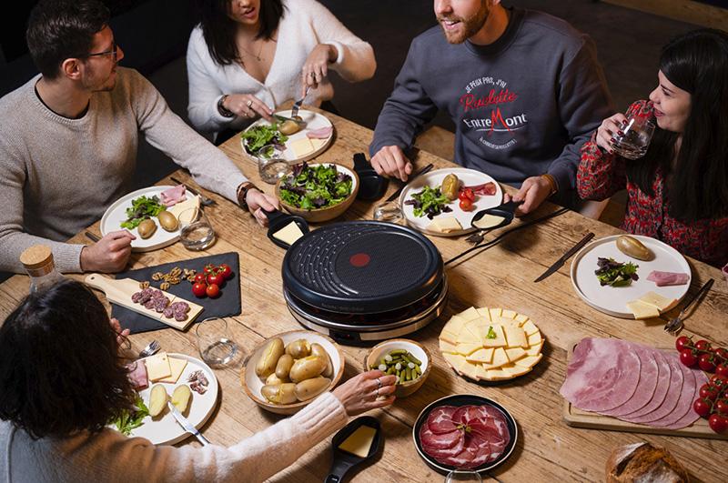 Entremont Raclette partie