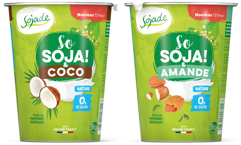Soja Coco Amande Sojade