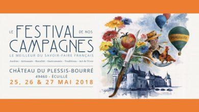 """Photo de """"Festival de Nos Campagnes"""" Lancement d'un rendez-vous d'exception les 25, 26 et 27 mai 2018"""