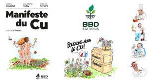 """Le """"Manifeste du Cu"""" un livre essentiel à la vie chez BBD Éditions"""