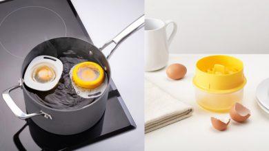 Photo de Deux solutions pour préparer et cuisiner l'œuf par Joseph Joseph®