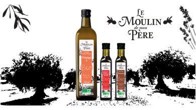 """Photo de """"Huiles d'olive"""" notre sélection Bio avec la marque Le Moulin de mon Père !"""