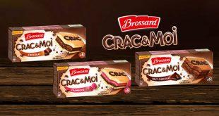 """""""Crac & Moi"""" le petit nouveau de Brossard à la texture unique"""