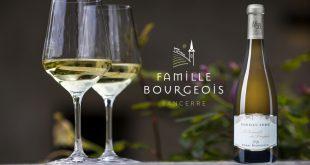 """Pouilly-Fumé """"La Demoiselle de Bourgeois"""" 2016, une cuvée intense et ciselée"""