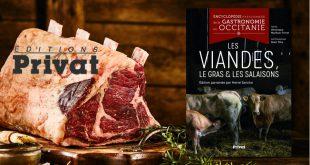 """""""Les viandes, le gras & les salaisons"""" T4 – de Véronique Maribon aux Éditions Privat"""