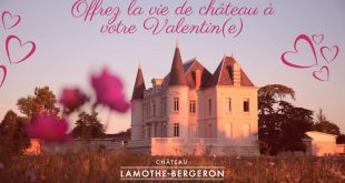 La Saint-Valentin au Château Lamothe Bergeron