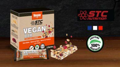 """Photo de La pause """"Healthy"""" avec les barres Vegan STC Nutrition®"""