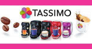 """La marque TASSIMO lance une toute nouvelle machine à l'interface simplifiée """"Happy"""""""