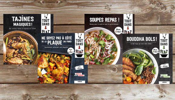 A vos assiettes recettes de cuisine illustr es - Edition larousse cuisine ...