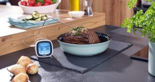 Nouveau thermomètre de cuisson Leifheit
