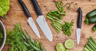 """Gamme de """"Couteaux GEN"""" de KYOCERA, les essentiels en cuisine"""