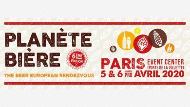"""Photo de 6ème Édition du salon """"Planète Bière"""" au Paris Event Center les 5 et 6 avril 2020"""