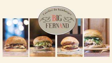 """Photo de """"Big Fernand"""" et son tour de France des recettes régionales"""