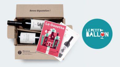 """Photo de Box de vins """"Bel Âge & Âge de Raisin"""" Le Petit Ballon"""
