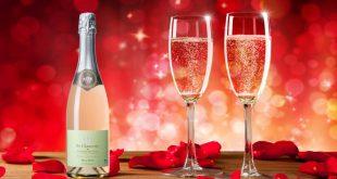 """Célébrez la Saint-Valentin avec le """"Crémant de Loire"""" Bio De Chanceny Brut Rosé !"""