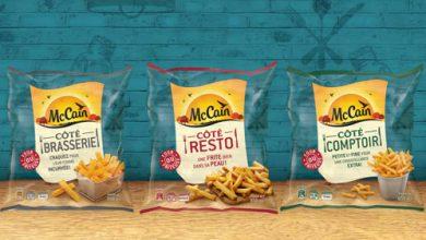 """Photo de McCain présente sa nouvelle gamme de frites """"Bistro Style"""" !"""