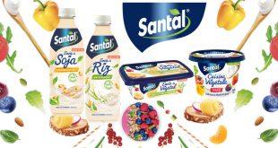 """Découvrez Santal® : une """"Alternative Végétale"""" résolument gourmande !"""