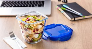 """Pyrex® vous présente la """"Lunch Box"""" Cook & Go"""