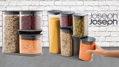 """Photo de """"Podium™"""" par Joseph® Joseph, la solution design et fonctionnelle pour conserver vos aliments"""