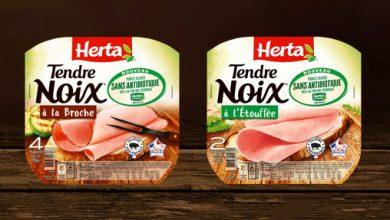 """Photo de Herta® élargit sa gamme """"Tendre Noix®"""" sans antibiotique"""