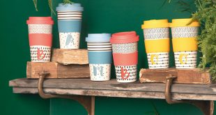 A to Z Bamboo Mugs par KitchenCraft®