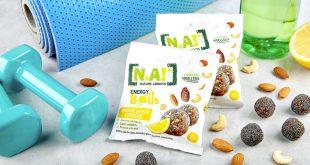 """[N.A!] lance """"Energy Balls"""" le nouvel encas moelleux et gourmand plein d'énergie !"""