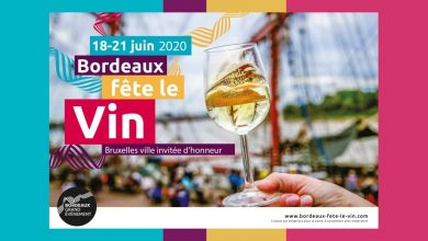 """Photo de Bordeaux """"Fête le Vin"""" du 18 au 21 juin 2020"""