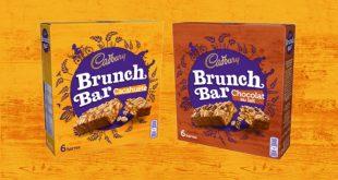 Faites le plein de plaisir avec les barres Cadbury Brunch Bar