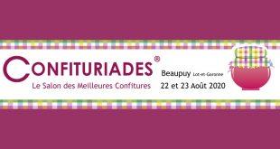 12èmes Confituriades de Beaupuy les 22 & 23 août 2020