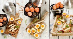 """À Pâques l'œuf se met dans tous ses états avec le """"cuiseur à œufs"""" Cuisinart® !"""