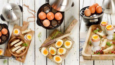 """Photo de À Pâques l'œuf se met dans tous ses états avec le """"cuiseur à œufs"""" Cuisinart®"""