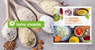 """Des céréales qui changent !"""" par Valérie Cupillard aux Éditions Terre vivante"""