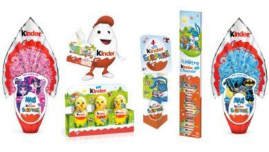 Photo de Des nouveautés chocolatées ultra-gourmandes à découvrir pour Pâques avec Kinder®