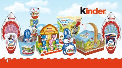 Photo de Pour Pâques, Kinder® sème des surprises pour un jardin gourmand !