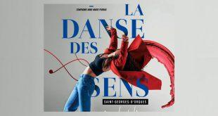 """Inédit """"La Danse des Sens"""" à Saint-Georges-d'Orques le 29 juin 2019"""