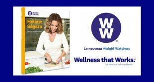 """Hélène Ségara lance """"Mes recettes bonheur"""", son nouveau livre en collaboration avec WW®"""