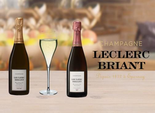 Champagne Leclerc Briant Les Classiques Se Font La Belle