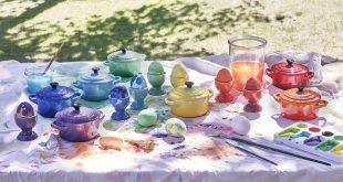"""Un """"week-end de Pâques"""" haut en couleurs avec Le Creuset® !"""