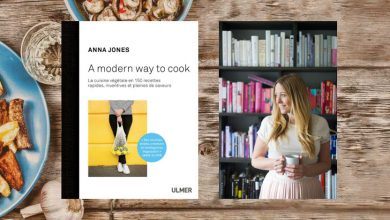 "Photo de ""A modern way to cook"" par Anna Jones aux Éditions Ulmer"